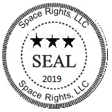 Space Rights, LLC Seal